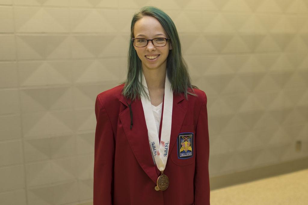 Prepared Speech Post-Secondary 3rd place: Kara Dodson, Yale